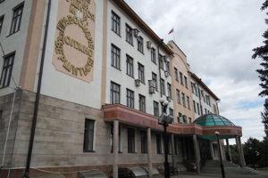 Здание Московского районного суда Казани