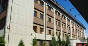 Здание Ново-Савиновского районного суда Казани
