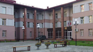Здание Приволжского районного суда Казани